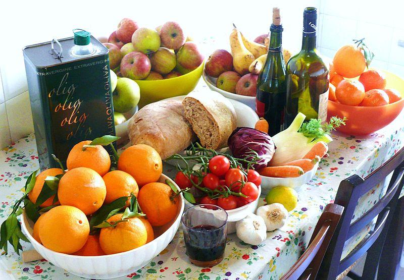 Nordic Walking, alimentazione e difese immunitarie
